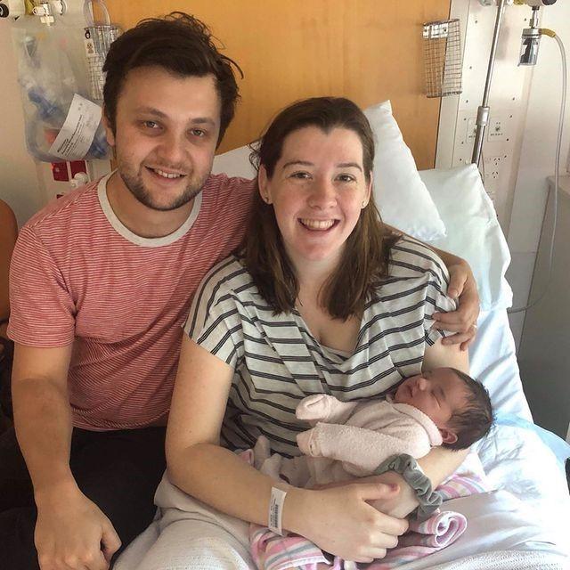 Liam, Helen & Audrey Desic